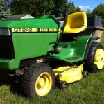 John Deere GT242 GT262 GT275 Lawn Tractors Service Manual