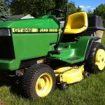 John Deere Lawn Tractor GT242-GT262-GT275 Service Manual