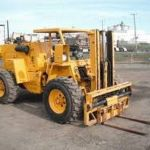 Case M4K Forklift Truck Service Repair and Parts Manual