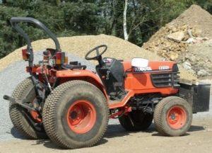 Kubota B1710 B2110 B2410 B2710 Tractor Service Repair Workshop Manual