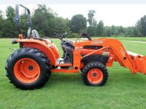 Kubota L3130 L3430 L3830 L4330 L4630 L5030 Tractor Repair Manual