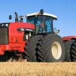 Buhler Versatile 435 485 535 Tractor Operation Maintenance Service Manual