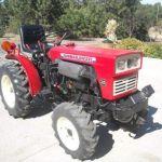 Yanmar YM165, YM165D Tractor Parts Manual