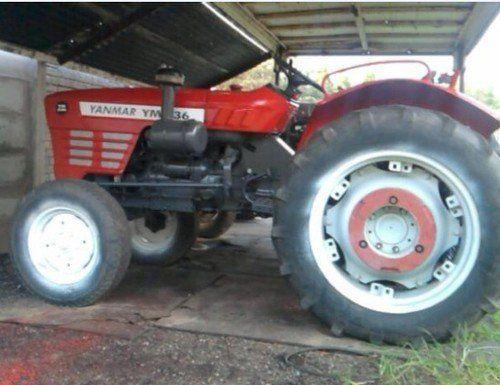 Yanmar YM336, YM336D Tractor Parts Manual
