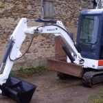 Bobcat X325, X328 Hydraulic Excavator Service Repair Workshop Manual
