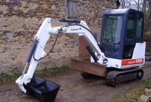 Bobcat X325, X328 Hydraulic Excavator Service Repair Workshop Manual