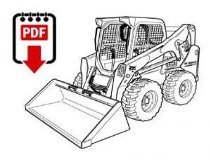 Bobcat S220 Service Repair Manual