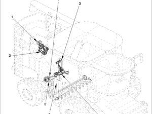 🥇 Case IH AFX8010 Combine Parts Manual