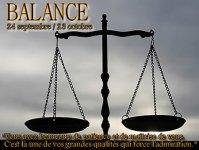 Horoscope annuel Balance