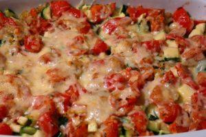 Lasagnes Légumes + Féta
