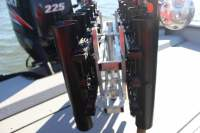 Vertical Fishing Rod Rack For Boats: DIY, Simple, Portable