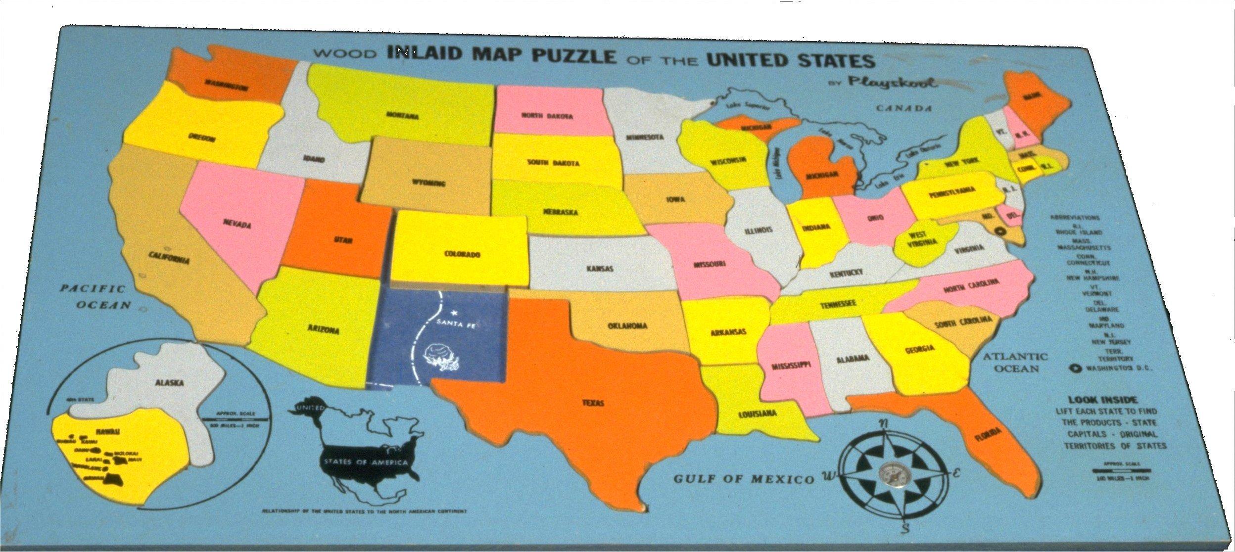 Strange Politics Beyond Fifty States