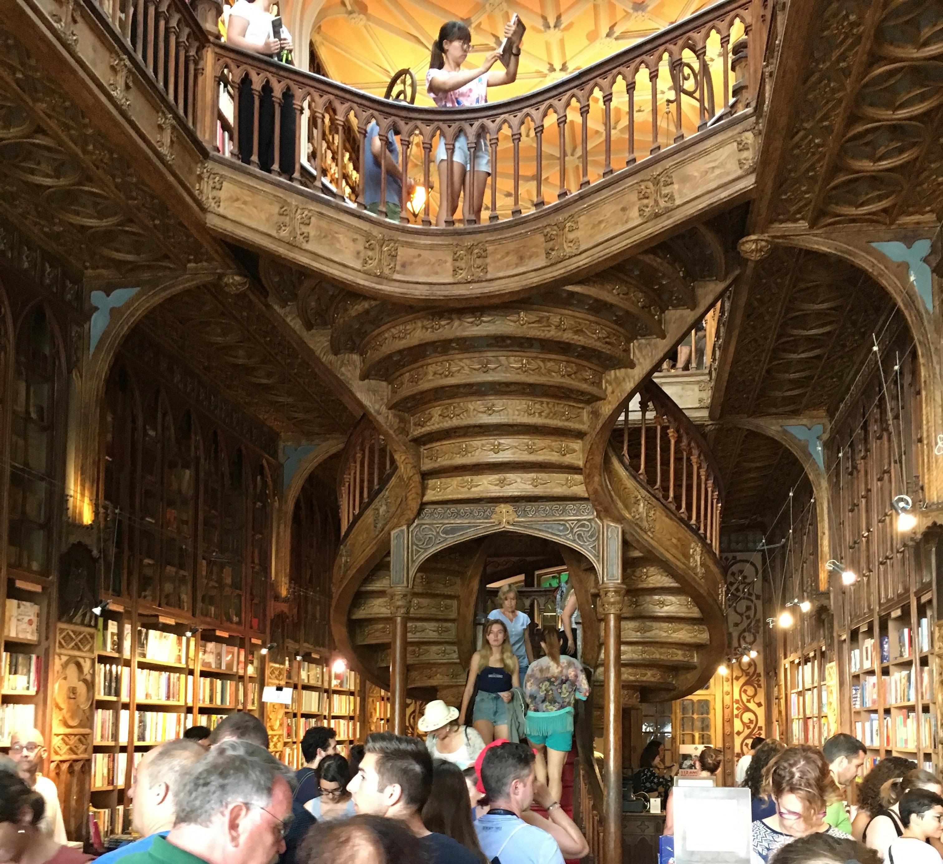 Harry Potter Bookstore