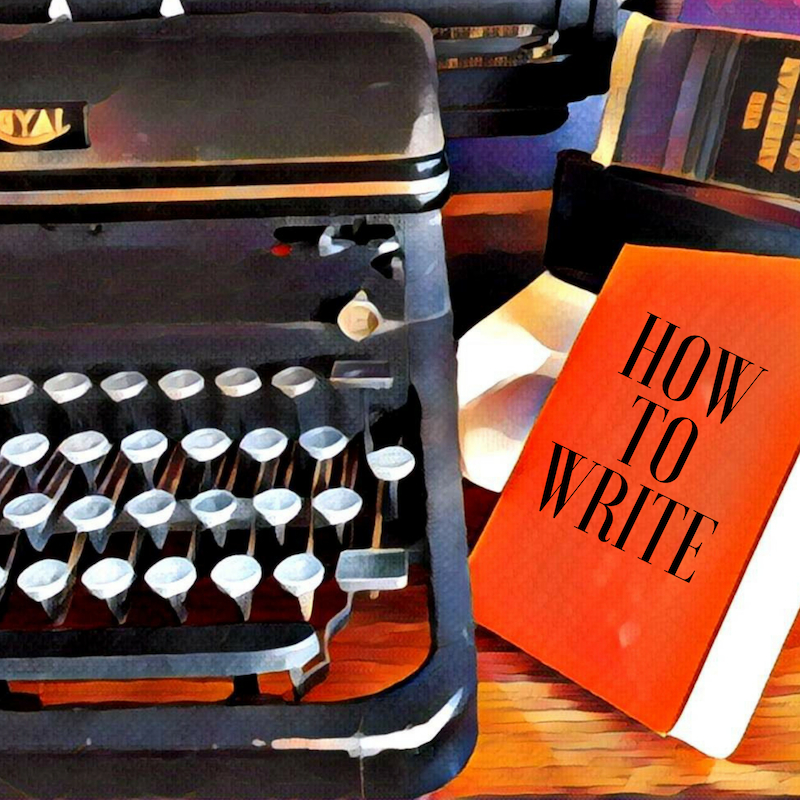 How to write, your Story