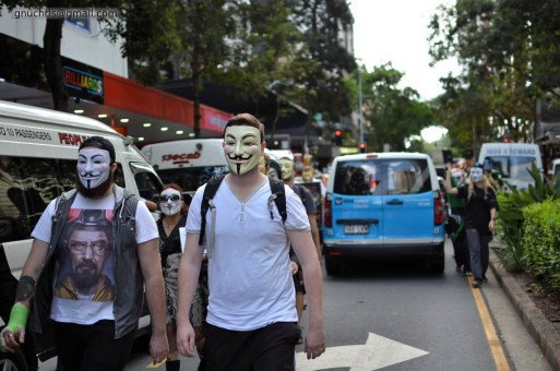 DSC_0473_v1 million mask march brisbane Million Mask March Brisbane DSC 0473 v1
