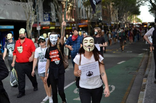 DSC_0736_v1 million mask march brisbane Million Mask March Brisbane DSC 0736 v1