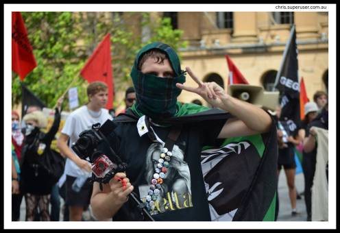 DSC_3350 reclaim australia Protest Against Reclaim Australia DSC 3350