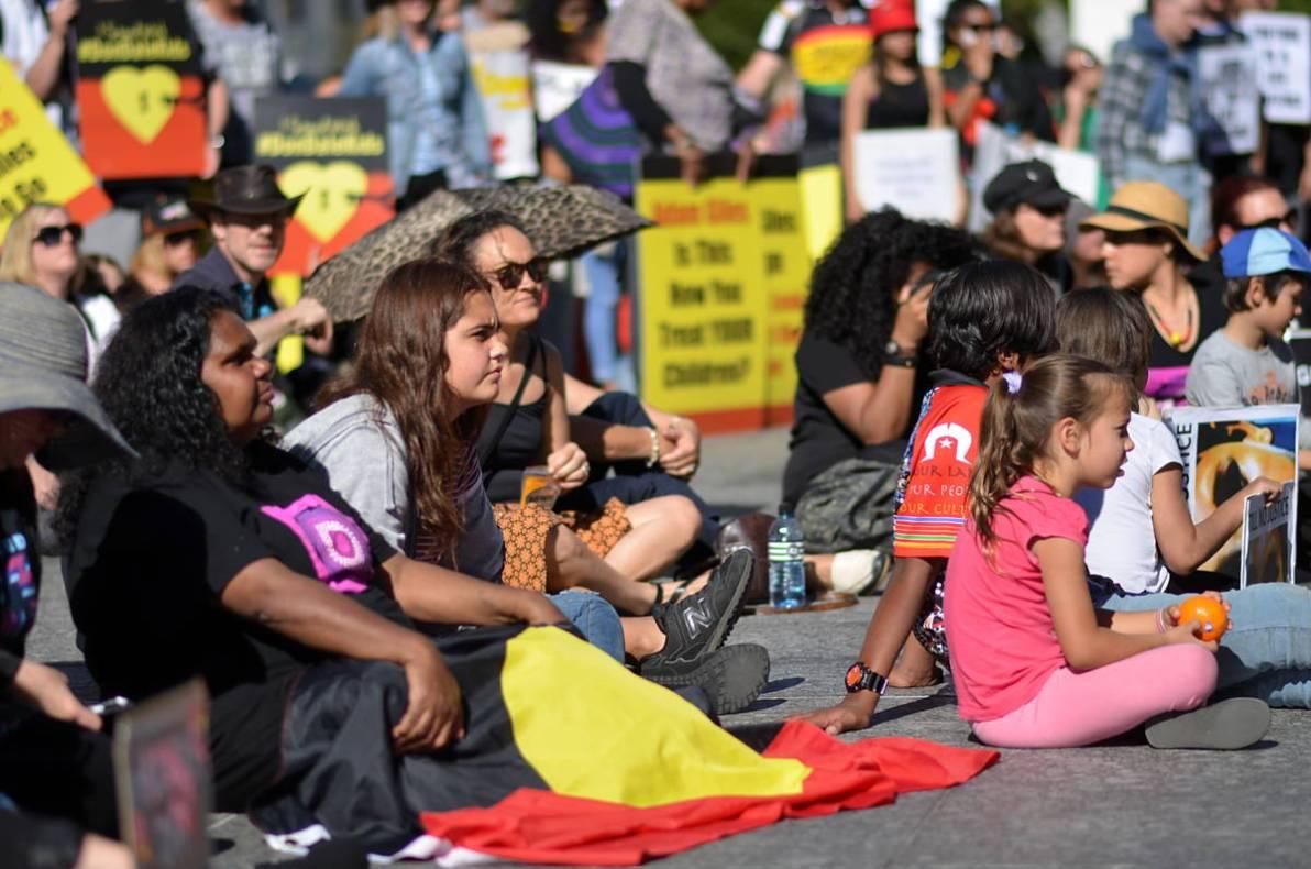 DSC_2127_v1 brisbane rally against child detention and torture Brisbane Rally Against Child Detention and Torture DSC 2127 v1