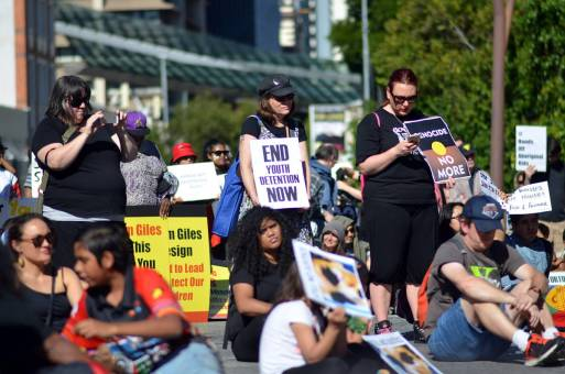 DSC_1976_v1 brisbane rally against child detention and torture Brisbane Rally Against Child Detention and Torture DSC 1976 v1