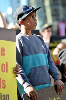 DSC_2314_v1 brisbane rally against child detention and torture Brisbane Rally Against Child Detention and Torture DSC 2314 v1