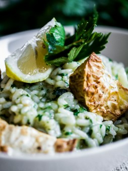 1celery risotto