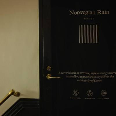 Norwegian Rain
