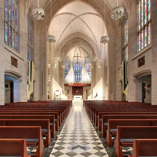 Virtual Tours Cathedral Of The Most Blessed Sacrament