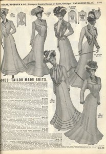 robes 1900