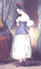Corset 1830
