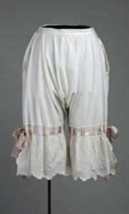 Pantalon de lingerie