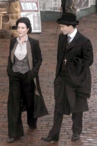 WH13, HG Wells waistcoat