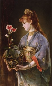 portrait-of-a-woman-by-alfred-stevens-1880