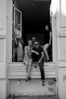 Photo by Antoine Verglas