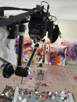 Work in progress by Yassine Mekhnache