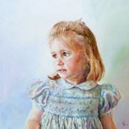 Claudia - commission
