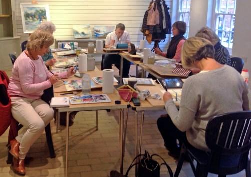 Workshops @ Stourhead
