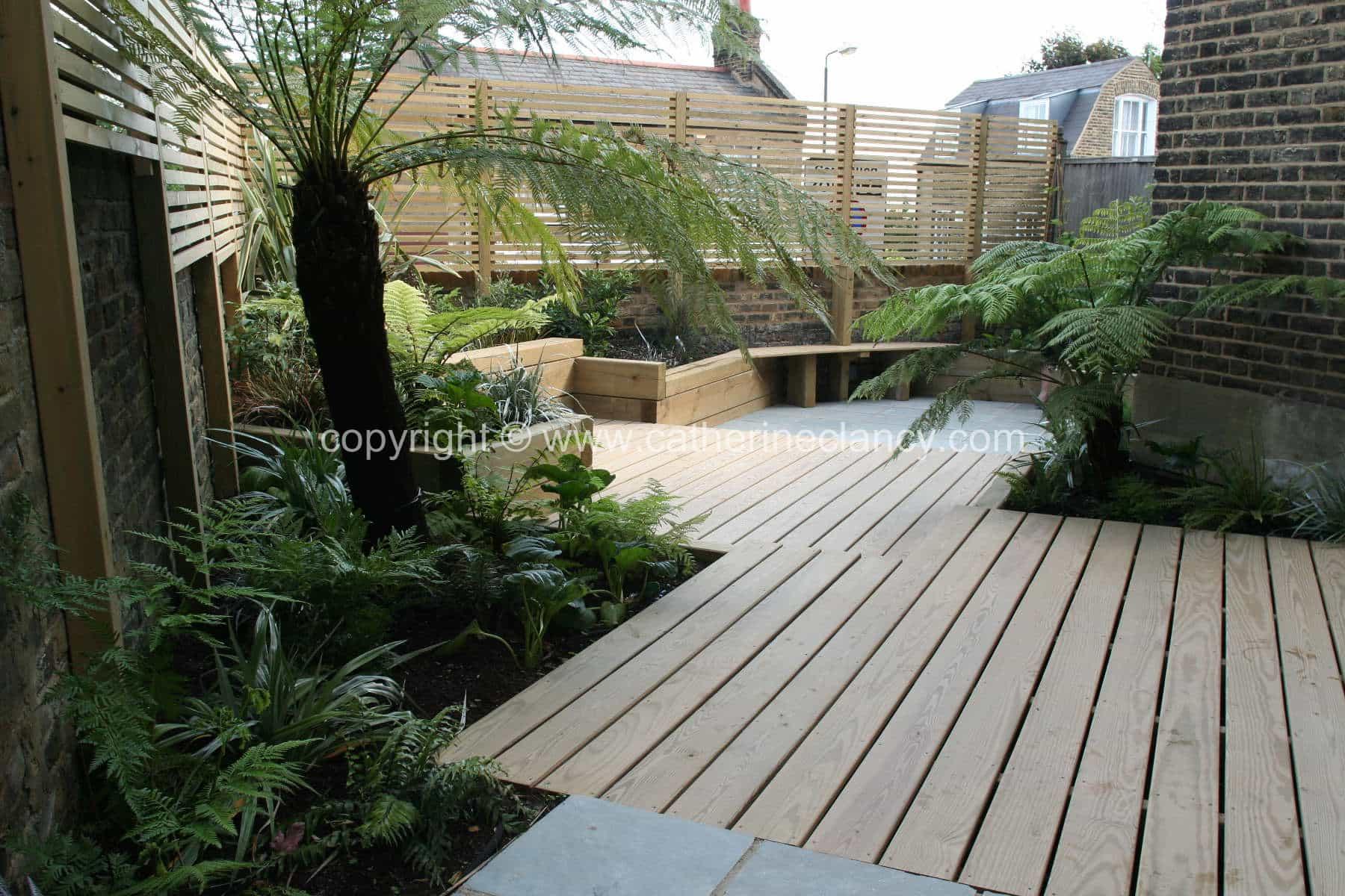 New zealand garden garden design london catherine clancy for Small garden designs nz
