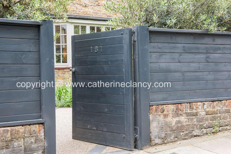 contemporary blackheath front garden 7
