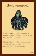 Class-Necromancer