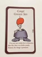 Curse! Change Sex