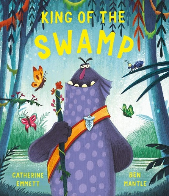 Catherine Emmett king of the swamp ben mantle