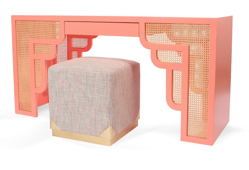 HABANERA CONSOLE TABLE with CLEO STOOL