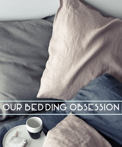 Our Bedding Obsession - Catherine French Design