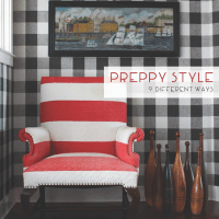 PREPPY STYLE: 9 DIFFERENT WAYS