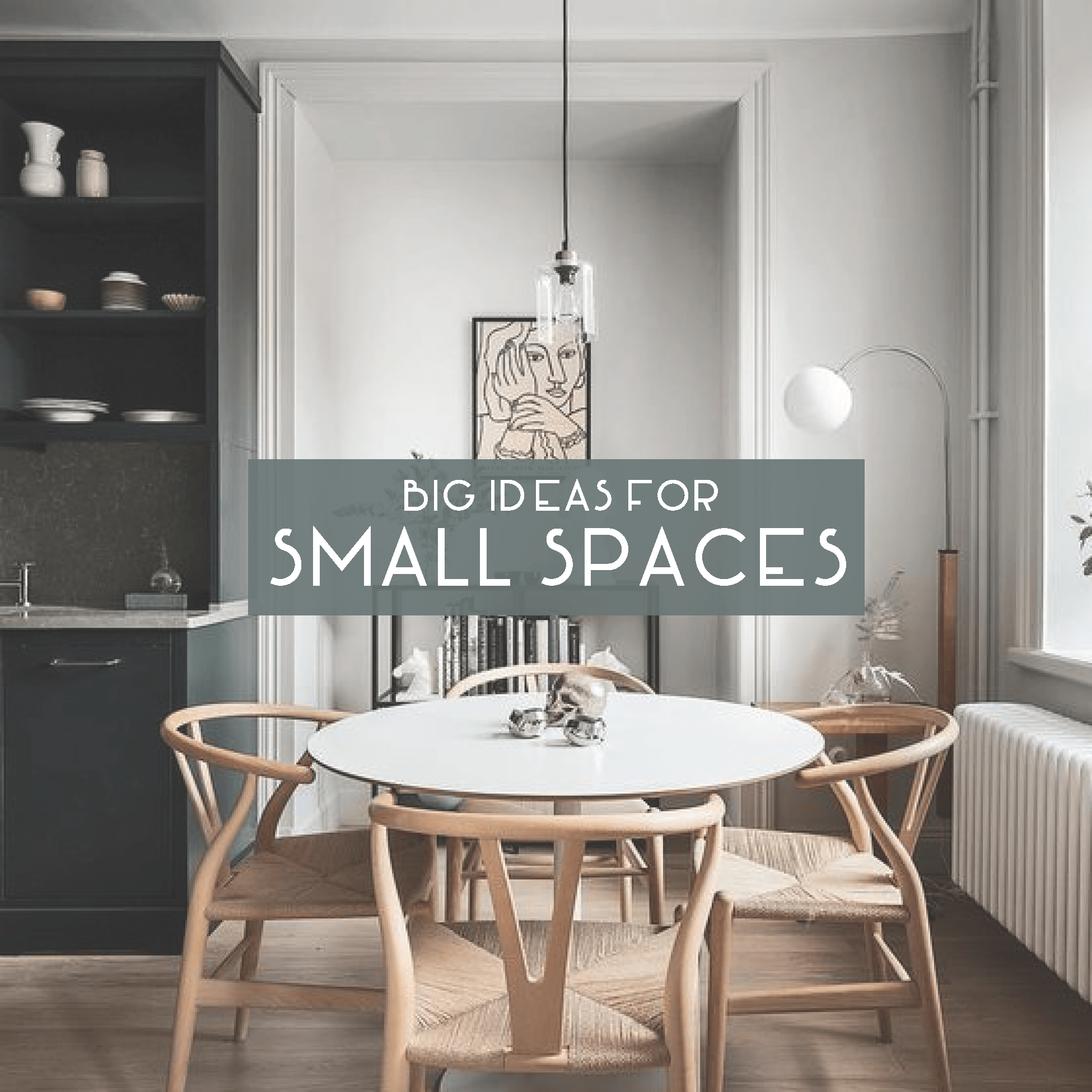 Catherine French Design - Small Spaces Big Ideas
