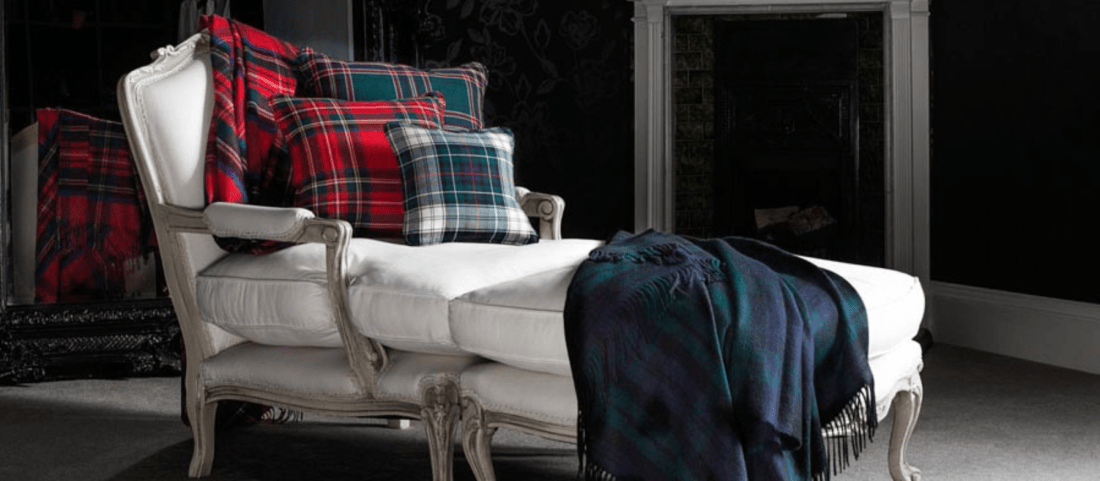 Tartan Accessories - Catherine French Design
