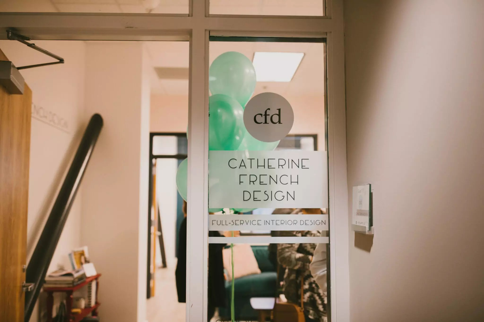 Catherine French Design Grand Opening of New Office Space