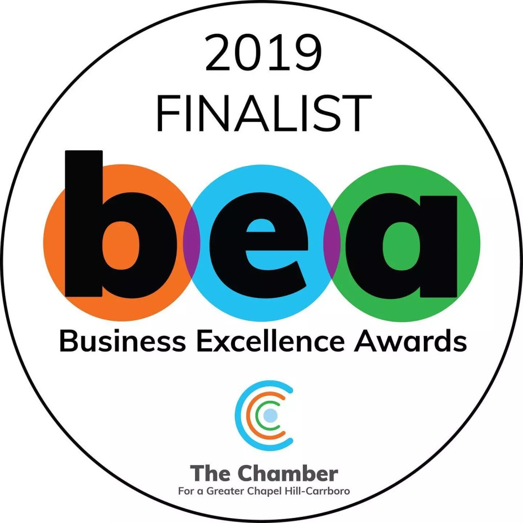 2019 Business Excellence Awards - Chapel Hill-Carrboro Chamber of Commerce