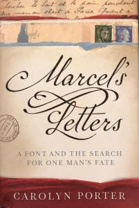 Marcel's Letters Book Cover