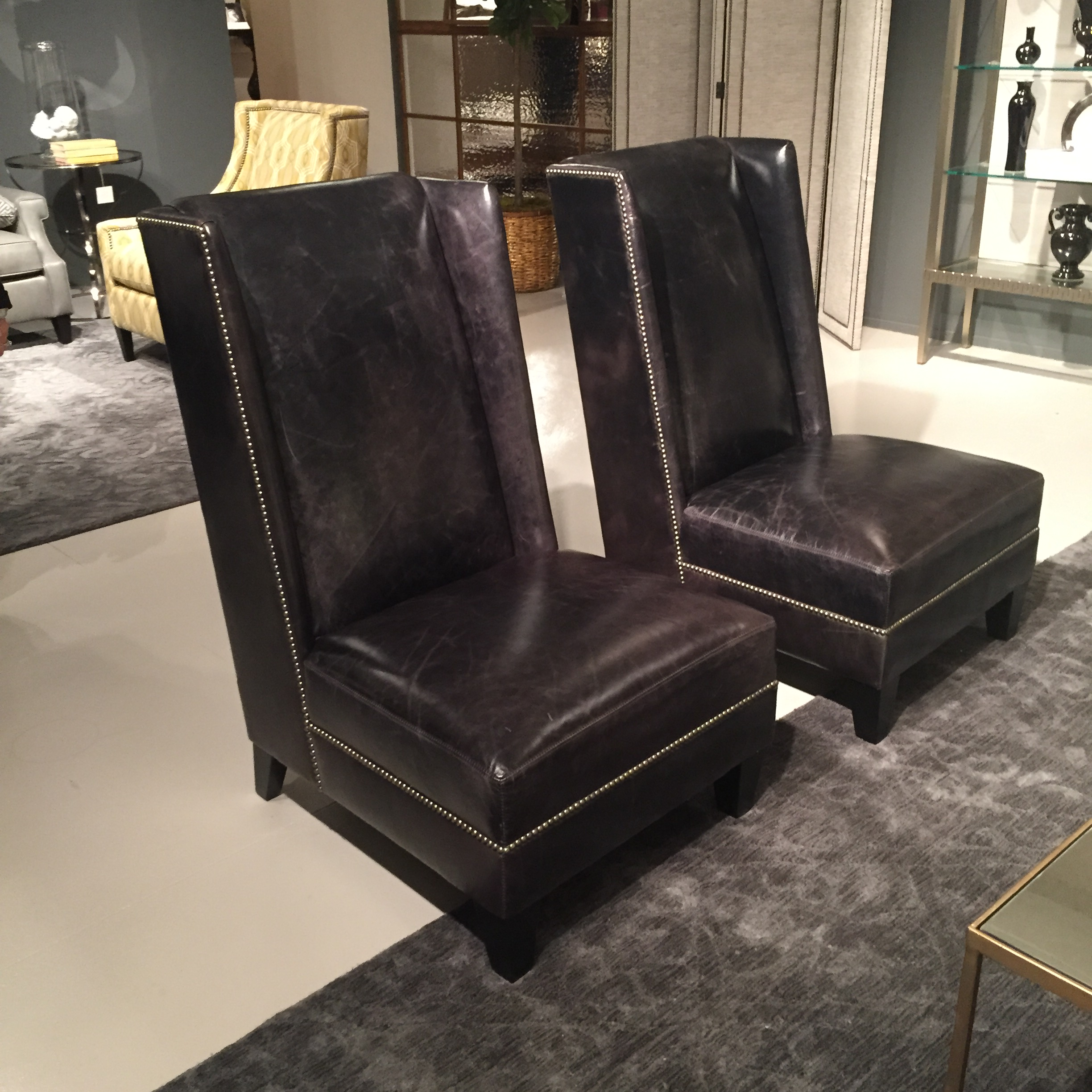 Bernhardt Leather Chair Modern Glamour With Bernhardt Furniture Catherine M